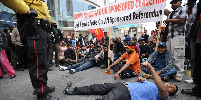 TIMELINE: Sri Lanka\'s war and its effects on Toronto\'s Tamil community
