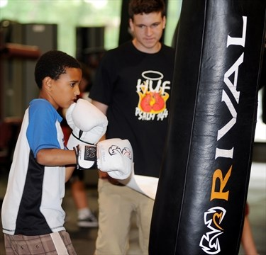 Port Credit gym hosts free summer camp   Mississauga com