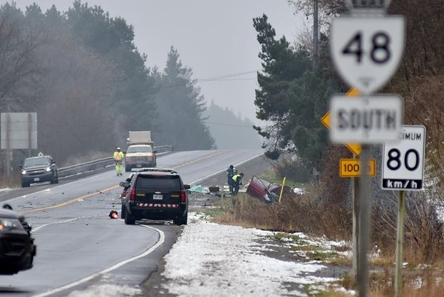 Impaired driving suspected in fatal Newmarket area crash: OPP