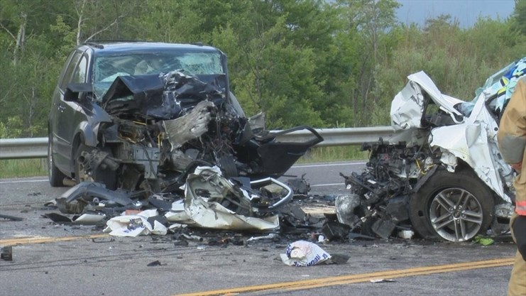 UPDATED: Highway 6 north of Hamilton reopened after fatal