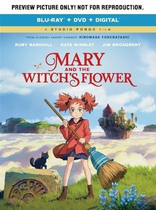 12 Strong, Mary and the Witch's Flower & Bubble Guppies on