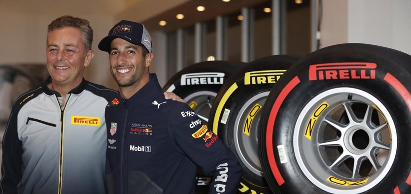 Pirelli tired of having too many colours | GuelphMercury com