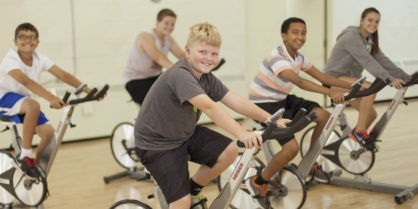Regular exercise helps young brains develop: YMCA | Simcoe