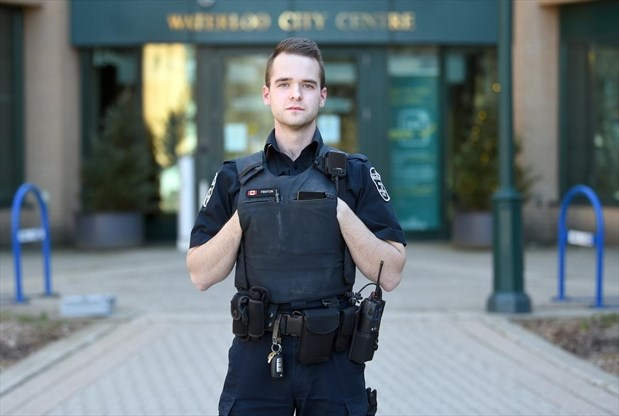 The bylaw officer