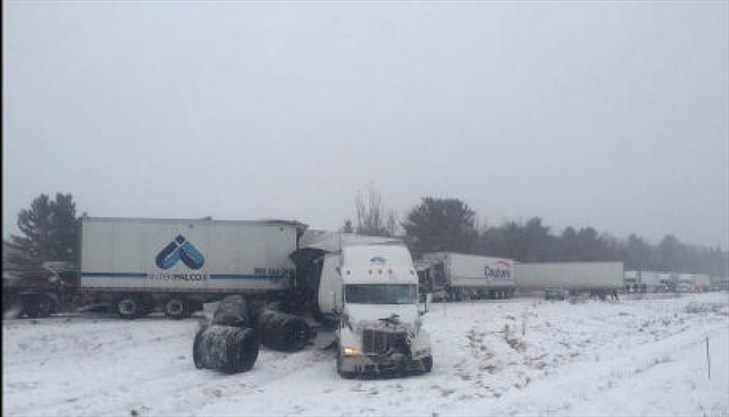 Hamilton man was transport driver killed in Highway 401 crash and spill