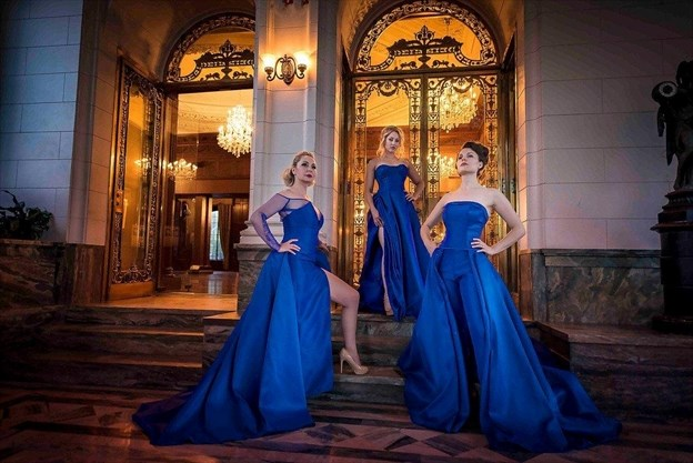 VIVA Trio brings opera voices to Performing Arts Lakefield
