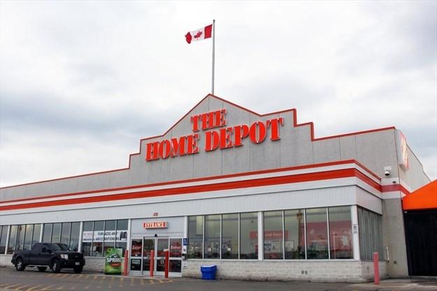 Home Depot On Fair