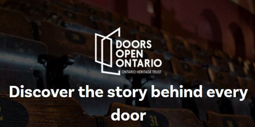 Doors Open Markham 2018 & Doors Open Markham 2018 on September 222018 | Toronto.com