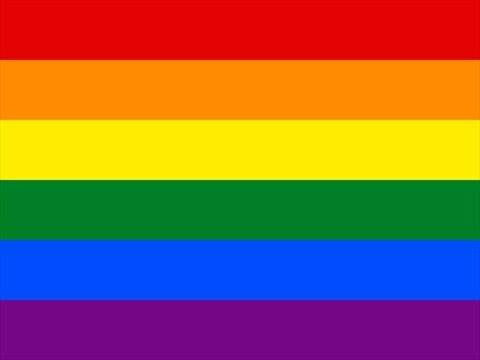 what do the colours of the pride rainbow flag represent toronto com