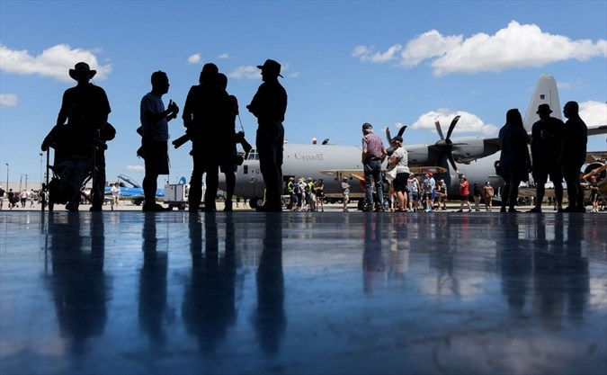 Air Force Day at the Warplane Heritage Museum | TheRecord