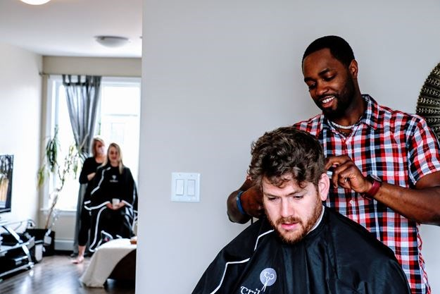 In-home hair cutting service now open to Etobicoke residents
