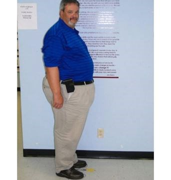 My weight loss program