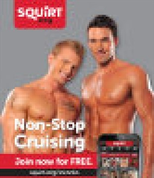 A gay dating site