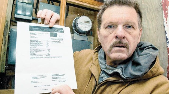 Scarborough man billed more than $14,000 after hydro meter