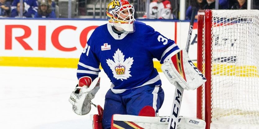 Toronto Maple Leafs Call Up Former Orangeville Crusher Michael