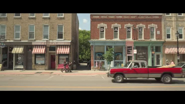 Can you spot local scenes in new Netflix movie, 'Feel the Beat'?