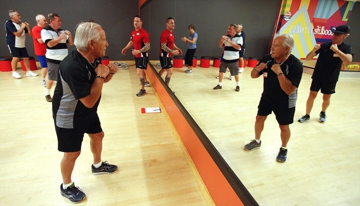 Boxing program aims to alleviate Parkinson disease symptoms