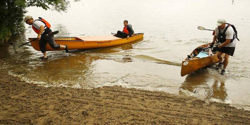 Inaugural Kawartha Paddle Quest victory dedicated to wife