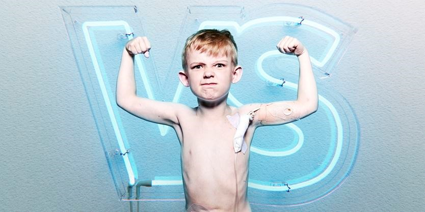 Newmarket kid still playing key role in sickkids ad campaign strong kid altavistaventures Choice Image