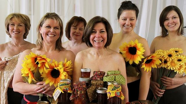 Meet Brantford S Calendar Girls Brantnews Com