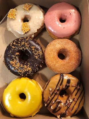 Cool Where To Find Artisanal Doughnut Makers In Hamilton And Burlington Wiring Cloud Peadfoxcilixyz