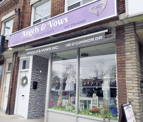 Angels and Vows opens in Pape Village | Toronto com