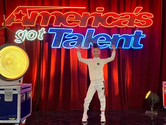 America's Got Talent': Soulful singer with autism draws