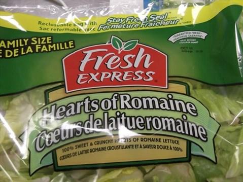 CFIA recalls imported salad due to salmonella concerns