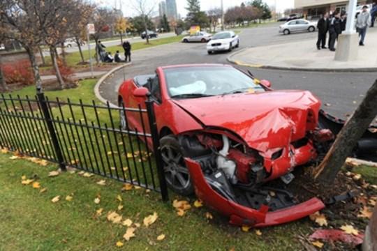 Teens injured in car crash for Garage 2g auto cernay