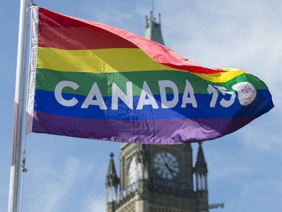 Canada marriage same sex
