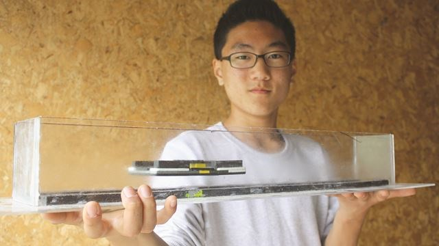Stratford student bound for national science fair | TheRecord