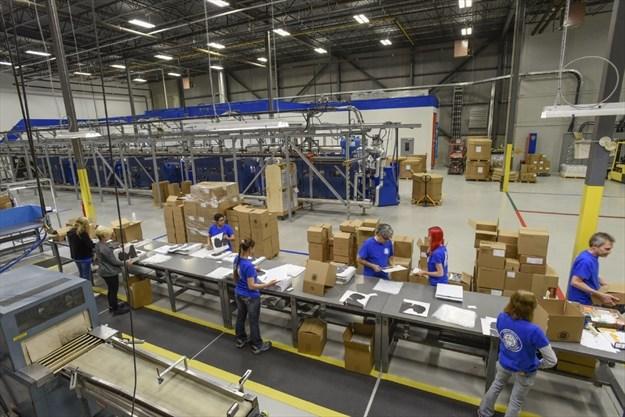 World Class Vinyl Plant Opens Its Doors In Burlington