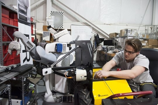 Kitchener's Clearpath Robotics fuels up for growth