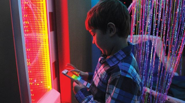 guidelines for use of sensory rooms