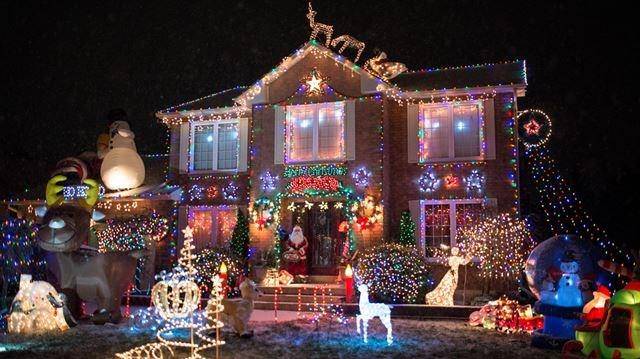 Griswold Christmas Lights.Orangeville Committee Shakes Griswold Christmas Lights