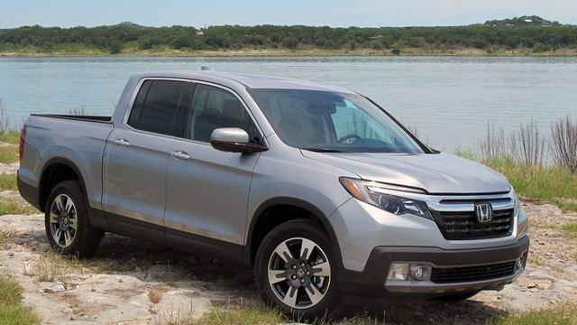 Honda rethinks, refines Ridgeline pickup | CambridgeTimes.ca