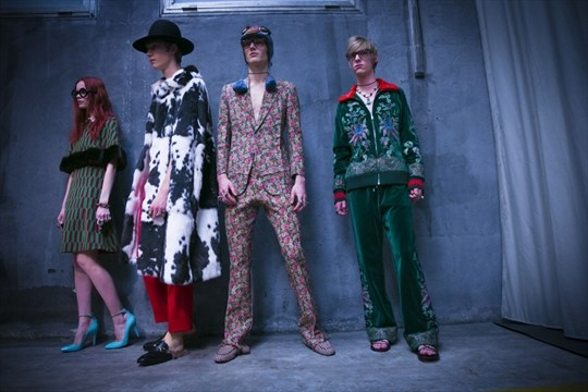 fa1fa985343 Why Gucci is ending separation of the sexes on the runway