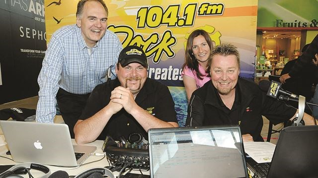 As Barrie's 101 1 rebrands, radio industry feels pressure to stay