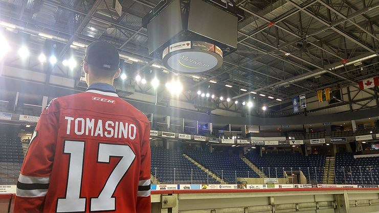 OHL Draft: A day in the IceDogs' war room | NiagaraThisWeek