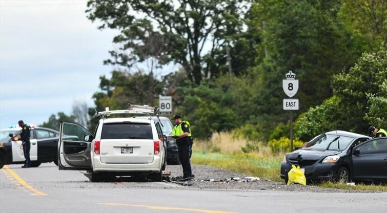 Hamilton man killed in Highway 8 crash in Flamborough