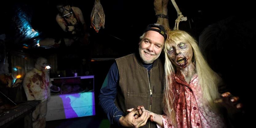 Rotten Ronnie halloween