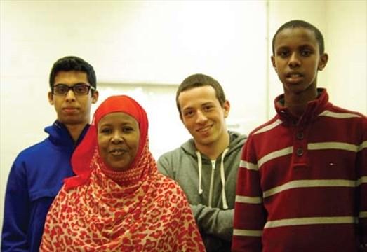 Dedicated volunteers keep Sandy Hill homework club growing– Image 1