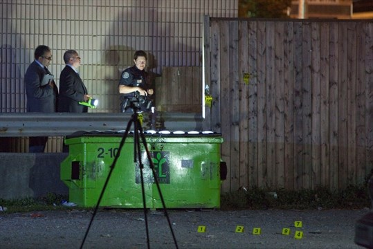 Man dies in hospital after Jane and Lawrence shooting