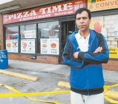 Murdered Pizza Store Employee Remembered As Friendly And