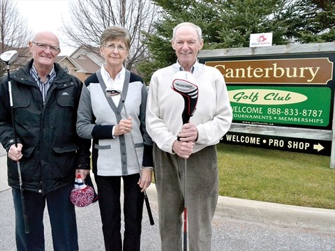 No need for new homes on former Canterbury Commons golf