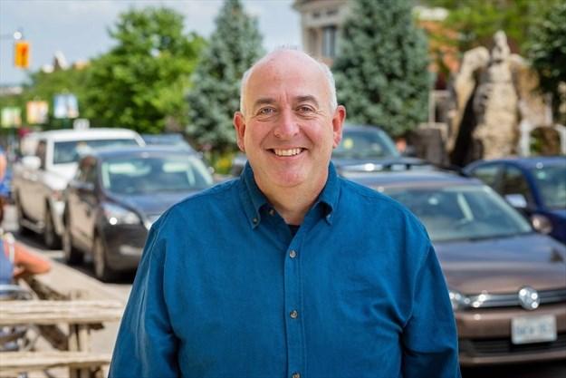 Orangeville mayor 'laser focused' on re-election campaign amid