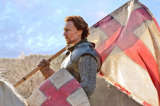 Tom Hiddleston had to 'age backward' for The Hollow Crown