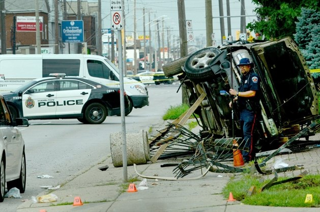 We pray they get better\': Two critically injured in crash outside ...