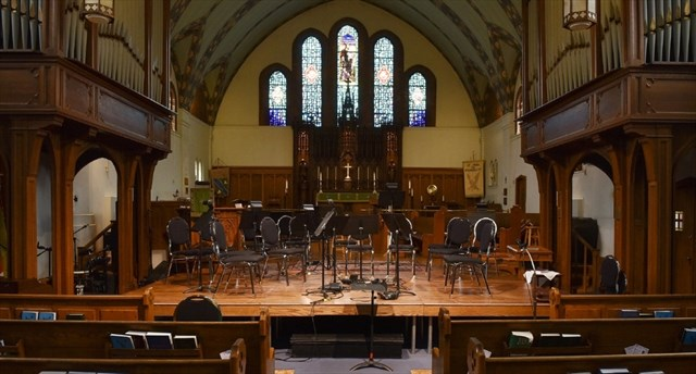 Locke St Church Ready To Rock With New Stage Lighting