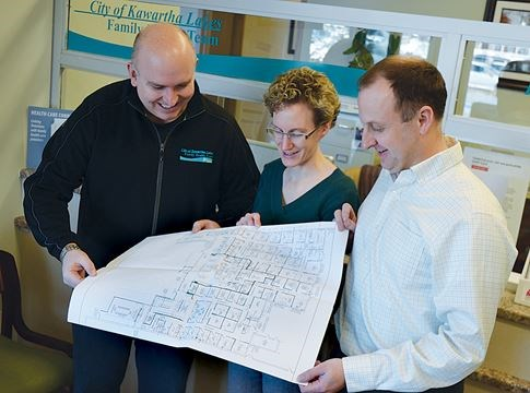 Family health hub created to improve patient care